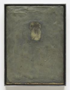 Jasper Johns +Painting Bitten by a Man